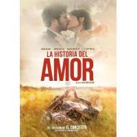 La historia del amor - Blu-Ray