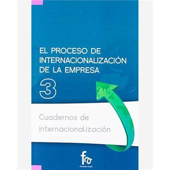 El proceso de internacionalización de la empresa