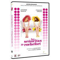 Las señoritas de Rochefort - DVD