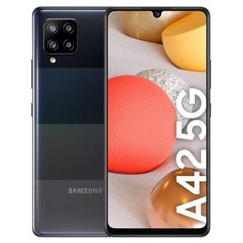 Samsung Galaxy A42 5G 6,6'' 128GB Negro