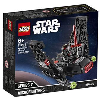 LEGO Star Wars TM 75264 Microfighter: Lanzadera de Kylo Ren