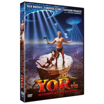 Yor, el cazador que vino del futuro - DVD