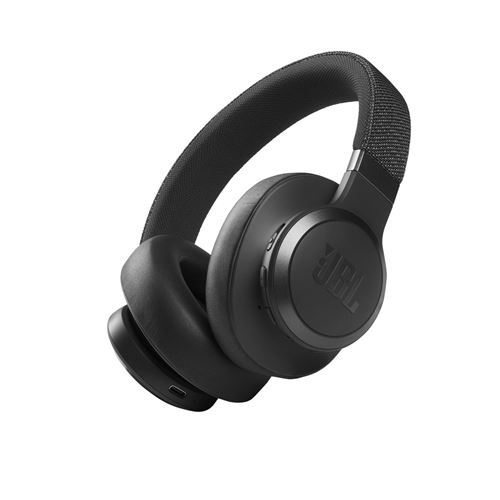 Auriculares Noise Cancelling JBL Live 660NC Negro
