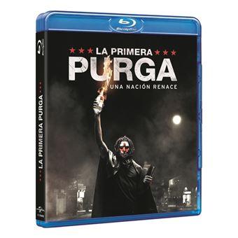 La primera purga: Una nación renace - Blu-Ray