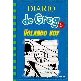 Diario de Greg 12 -  Volando voy