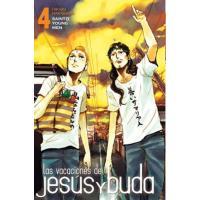 Las vacaciones de Jesús y Buda 4