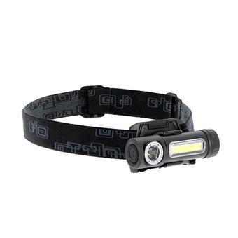 Linterna LED frontal Multifuncional