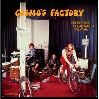 Cosmo's Factory - Vinilo