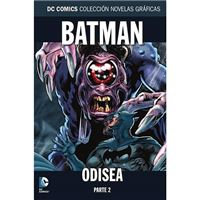 Coleccionable DC Cómics - Batman 88 - Odisea 2