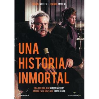 Una historia inmortal - DVD