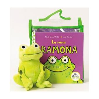 Pack La rana Ramona + rana