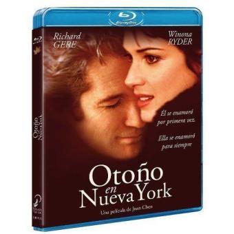 Otoño en Nueva York - Blu-Ray