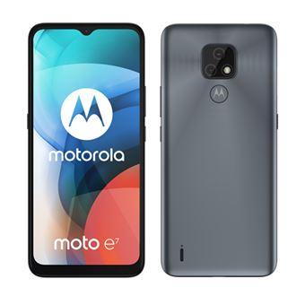 Motorola Moto E7 6,5'' 32GB Gris