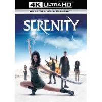 Serenity - UHD + Blu-Ray