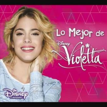 Lo mejor de Violetta (B.S.O.)