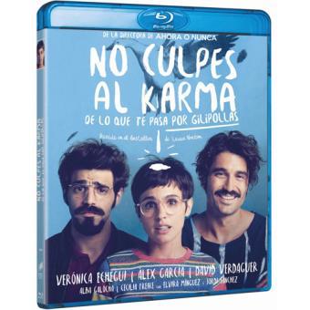 No culpes al karma de lo que te pasa por gilipollas - Blu-Ray
