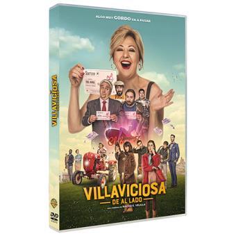 Villaviciosa de al lado - DVD
