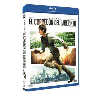 Trilogía El corredor del laberinto - Blu-Ray