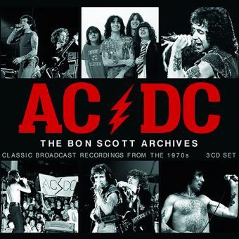 The Bon Scott Archives - 3 CD