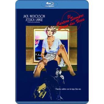 El cartero siempre llama dos veces - Blu-Ray