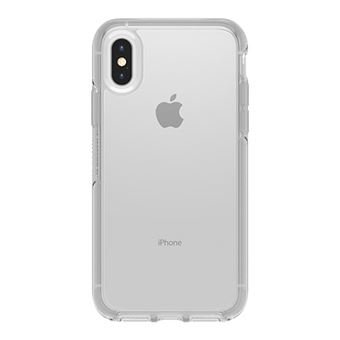 Funda Otterbox Symmetry Series Clear para iPhone X/Xs