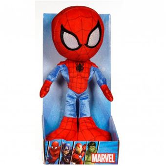 Peluche Marvel Action Spiderman 25 cm