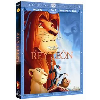 El Rey León - Blu-Ray + DVD