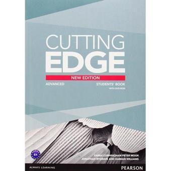 New Cutting Edge: Advanced. Student's book (Nivel C1, libro + DVD)