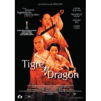 Tigre y dragón - DVD