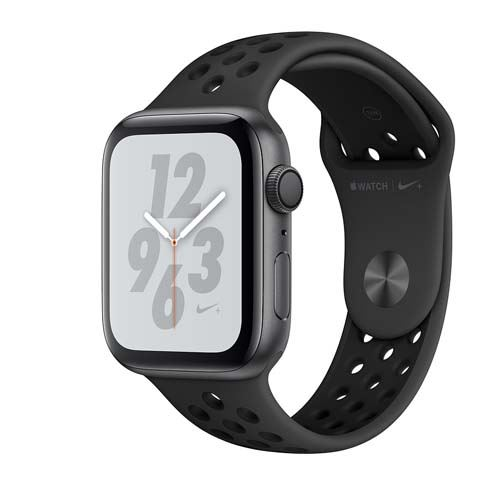 Apple Watch Series 4 Nike+ GPS 44mm space grey Sport Band anthracite/black