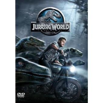 Jurassic World - DVD