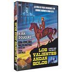 Los valientes andan solos - DVD