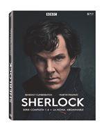 Sherlock  Temporadas 1-4 + La Novia Abominable - Blu-Ray