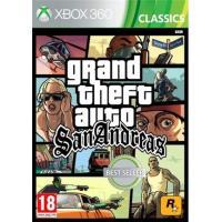 Grand Theft Auto: San Andreas Classics XBox 360
