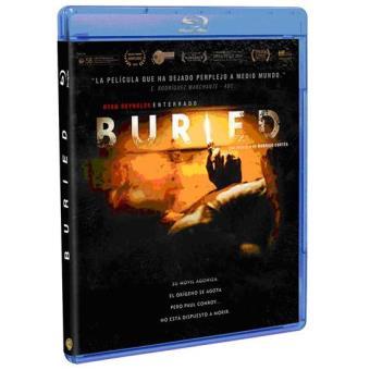 Buried - Enterrado - Blu-Ray