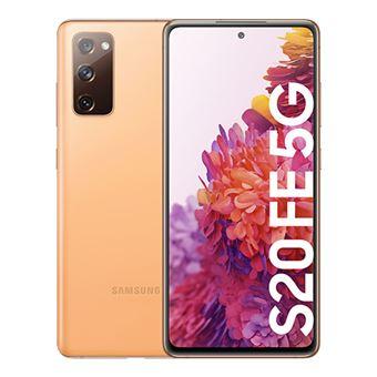 Samsung Galaxy S20 FE 5G 6,5'' 128GB Naranja