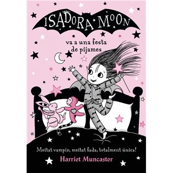 La Isadora Moon va a una festa de pijames (La Isadora Moon)