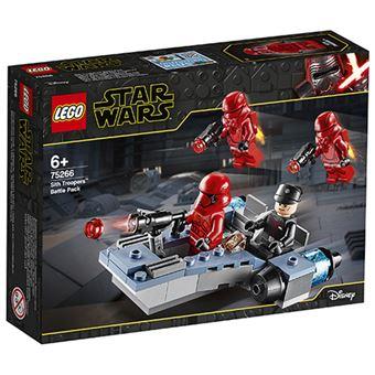 LEGO Star Wars TM 75266 Pack de Combate: Soldados Sith