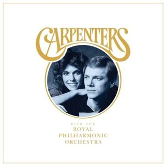 Carpenters With The Royal Philharmonic Orchestra - 2 Vinilos