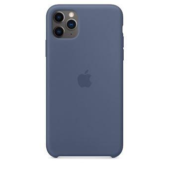 Funda de silicona Apple Azul Alaska para iPhone 11 Pro