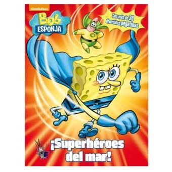 ¡Superhéroes del mar! (Bob Esponja)
