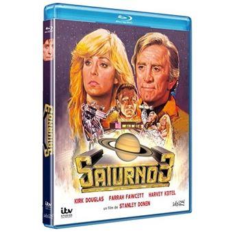 Saturno 3 - Blu-Ray