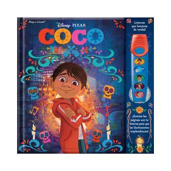 Coco -  Libro de sombras que brilla en la oscuridad