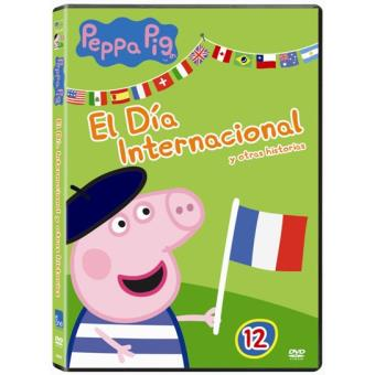 Peppa Pig  Temporada 3 - Volumen 12 - DVD