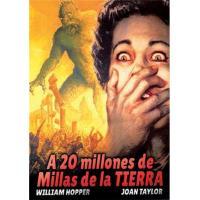 A veinte millones de millas de la Tierra - DVD