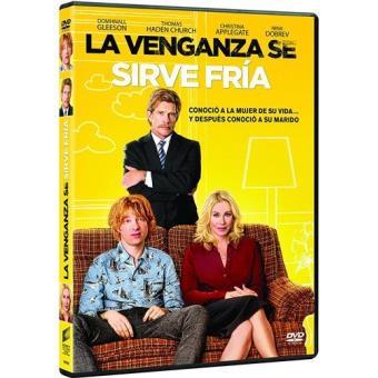 La venganza se sirve fría - DVD