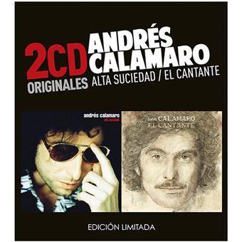 Alta Suciedad / El Cantante - 2 CDs