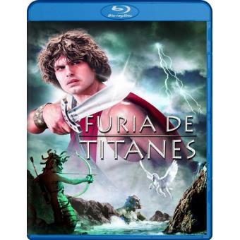 Furia de titanes - Blu-Ray