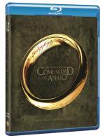 El Señor De Los Anillos: La Comunidad Del Anillo Blu-Ray -  Ed Extendida - Blu-Ray