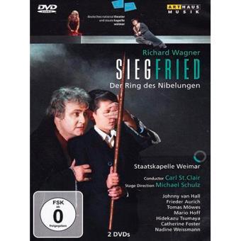 Siegfried (Formato DVD)